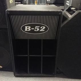 B 52 Lx 18e V2 De 1,000 W. Dj Grupos Baratos Subwoofer Bajo