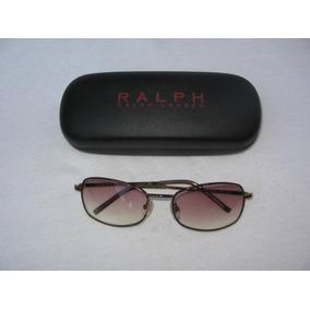 Lentes De Sol Ralph Lauren Mod. 970/s Color Cobre Estuche