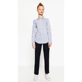 Camisa Zara Colección 2017