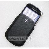 Estuche En Cuero Blackberry 9900, 9930, 9800, Original