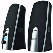 Caixa De Som Mila 2.0 Speaker Set Trust-16697
