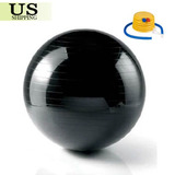 29 Pilates Yoga Ball Aeróbico Ejercicio... (black)