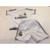 Conjunto Chicos Real Madrid Con Ronaldo Estampado Cr7