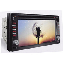 Kit Central Multimídia Dvd/cd/mp3/mp4/gps/bluetooth Completo
