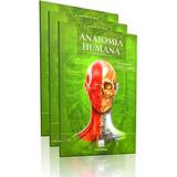 Libro Anatomia Humana 1-3 De Quiroz