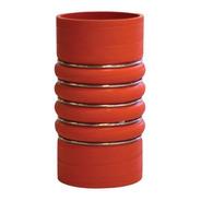 Manguera De Silicon Roja 5 Anillos Para Mb 906, 002 094 6382