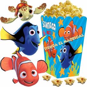 Kit Imprimible Buscando A Nemo Cotillon Candy Bar Y Mas 2x1