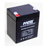 Bateria Sellada 12v 4ah Press Ups Alarmas Led Usos Varios