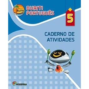 Caderno De Atividades Português 5º Projeto Buriti