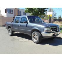 Camioneta Ford Ranger Gris Año 2003