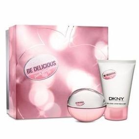 Donna Karan Estuche Be Delicious Fresh Blossom 100% Original