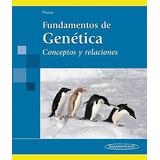 Libro Fundamentos De Genética: Conceptos Y Relaciones