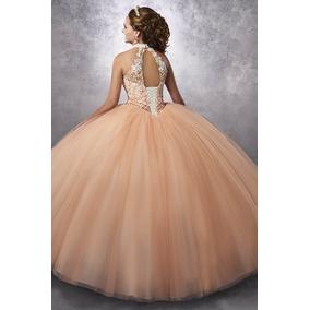 Vestido De Festa De Debutante Luxo Princesa