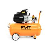 Compresor De 50 Litros / 2,5 Hp Marca Fmt