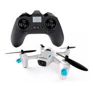 Drone Hubsan Extra Alcance 100m Cámara H107c +env *6