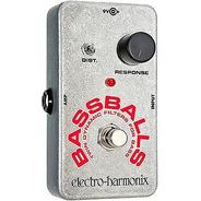 Pedal Ehx Bassballs Twin Dynamic Envelope Filter Made In Usa