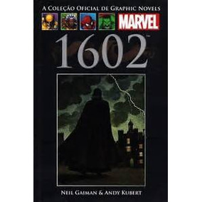Cole Salvat - 1602 - Marvel