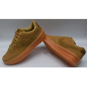 Zapatos Nike Air Force One, Corte Bajo Unisex..!!