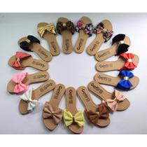 Paquete De 10 Sandalia De Moño Cazteli Huarache Envio Gratis