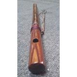 Flauta Transversal Artesanal