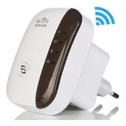 Adaptador Rede  Wifi Repetidor Wireless-super  Booster