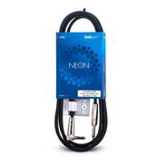 Cable Kwc Neon 130 - 3 Metros Plug/plug - Ficha L - Oddity