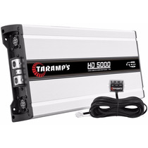 Amplificador Taramps Hd5000 - 5000 Watts - 1 Ou 2 Ohms