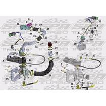 Kit Turbo Fiat Tempra 8v Monoponto T3 - Sem Turbina