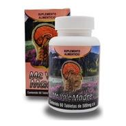 Me Vale Madre 60 Tab 500 Mg Ideal Para Combatir Estrés