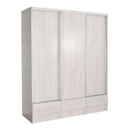 Placard Ropero Platinum 635 1,8 Mts Puertas Corredizas