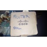 Router Cisco Dpq3925