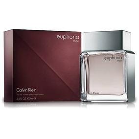Perfume Euphoria Masculino Edt 100ml Ck Original Lacrado