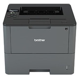Impresora Láser Negro Brother Hl-6200dw Doble Faz Red Wifi