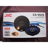 Jvc Cs-v626 Auto Stereo Speaker Altavoces Parlante. Nuevos