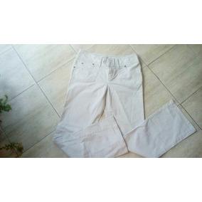 Pantalon De Dama Casual Beige Marca Sonoma Talla 8