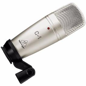Microfono Condensador Estudio Behringer C1