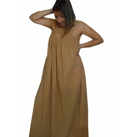 Vestido Estilo Indu..solera. Talles Grandes. Arami