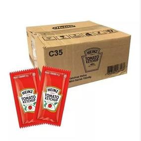 Sachê Ketchup 8g C/192 - Heinz