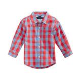 Tommy Hilfiger Camisa De Bebe Talla 24 Meses