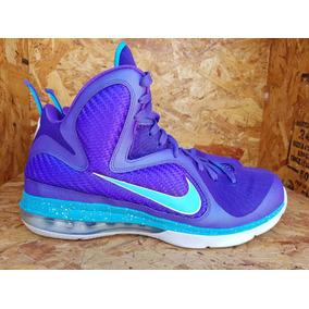 Nike Lebron 9 Hornets 9.5mx Jordan Kobe X Xi Xiii Xii Vi Vii