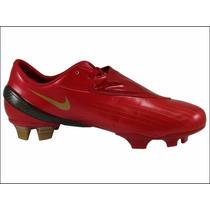 Taco Nike Mercurial Vapor Iv Rojo Profecional Nuevo Italy