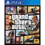 Grand Theft Auto Gta V 5 * Ps4 Original Garantía