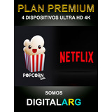 Cuanta Neflix Premium En 5 Minutos | Digitalarg