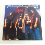 Vinilo Slayer - Decade Of Aggression - Envío Gratis