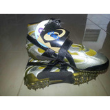 Ganchos De Beisbol Talla 39 40 - Zapatos de Beisbol de Beisbol en ... 88a036d7117