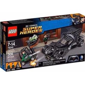 Lego Batman 76045 Kryptonite Interception Zona Tigre