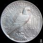 Mg* Estados Unidos 1 Dolar Peace 1922 Moneda Plata