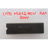 Circuito Integrado Upd 75212 Acw A21 Sony