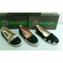 Zapatillas De Niña Maria Pizola