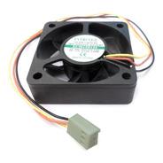 Cooler Pc 5x5 Cm 12v Buje 15mm 3p Evercool E50801